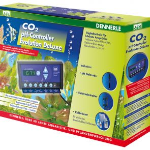 Dennerle Evolution Deluxe pH Controller - CO2 controller