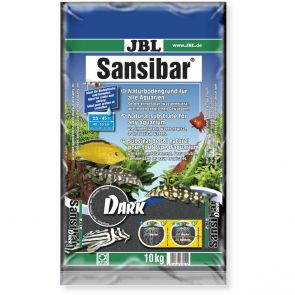 JBL Sansibar Dark 5kg - gravel for aquariums