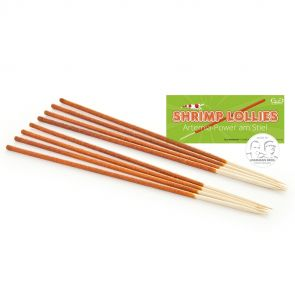 GlasGarten Shrimp Lollies - Artemia sticks - 8 pcs