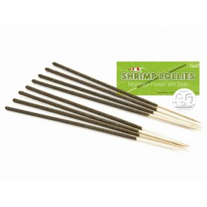 GlasGarten Shrimp Lollies - Moringa sticks - 8 pcs