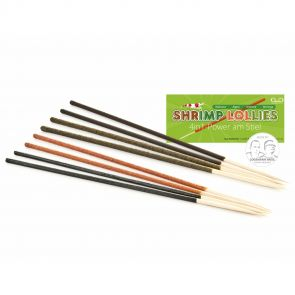 GlasGarten Shrimp Lollies - 4in1 sticks - 8 pcs