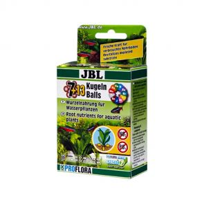JBL 7 + 13 balls - 20 fertiliser balls for plant roots