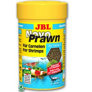 JBL Novo Prawn 100 ml - food pellets for shrimp