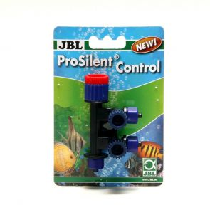 JBL Pro Silent Control - adjustable precision air shut-off valve