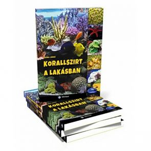 A Reef in your home - Hungarian Language book
