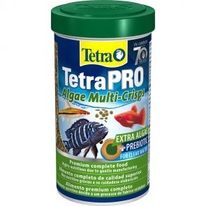 TetraPro Algae Multi-Crisps fish food - 250 ml