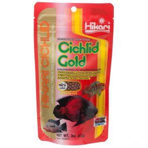 Hikari haltáp - Cichlid gold mini - haltáp sügéreknek 57 g