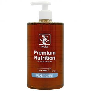 Tropica Plant Growth Premium Fertiliser - 750 ml