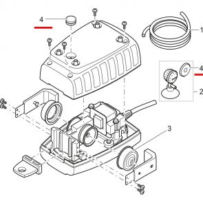 Oase Spare part air filter set OxyMax