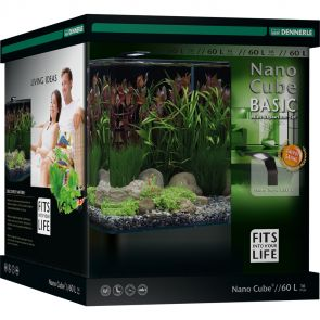 Dennerle NanoCube Basic Aquarium set - 60 liter
