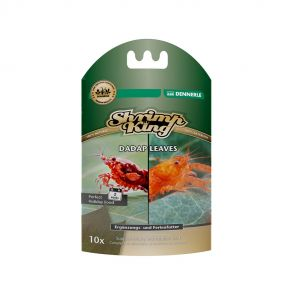 Dennerle Shrimp King Dadap levél - 10 db
