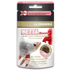 Dennerle haltáp - Betta Booster színfokozó betta halaknak 30ml