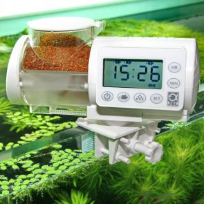 JBL AutoFood White - automatic fish feeder