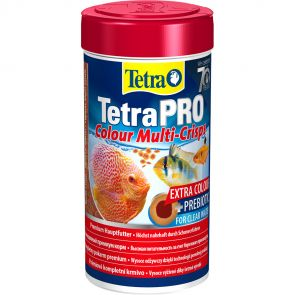TetraPro Colour Multi-Crisps haltáp - 250 ml