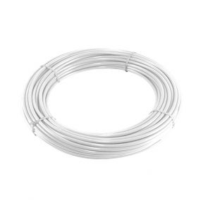 GreenWorks 1/4 coll hose for RO system per meter (white)