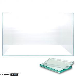 Green Aqua akvárium, Opti-White - 243 l, 120x45x45 cm, 10 mm üvegvastagság