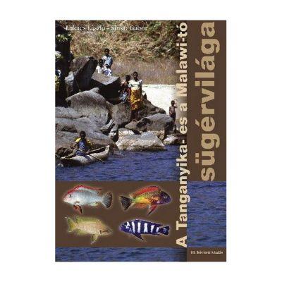 Könyv - A Tanganyika- és a Malawi-tó sügérvilága (dedikált)
