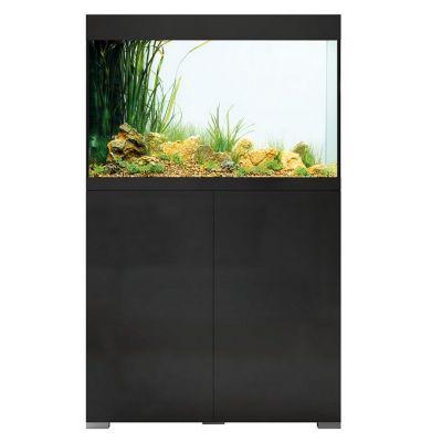 Oase StyleLine 175 - 80x40x55 160 literes akvárium szett - Fekete