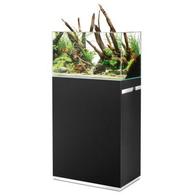 Oase ScaperLine 60 akvárium szett bútorral - Fekete