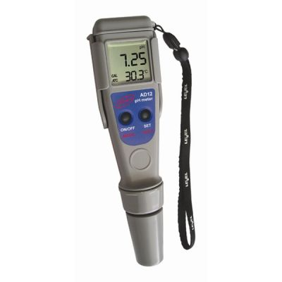 ADWA Waterproof pH and Temperature Tester