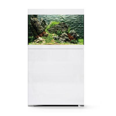 Oase Styleline 125 - 70x36x50 cm 115 literes akvárium szett - Fehér