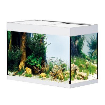 Oase StyleLine 175 - 80x40x55 160 literes akvárium - Fehér