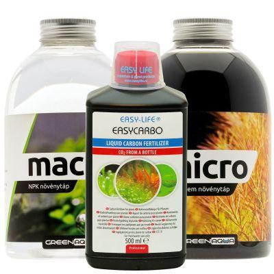 Green Aqua Növény wellnesscsomag 1000ml (10% kedvezménnyel)